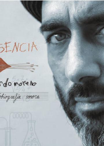 Rycardo Moreno Miesencia CD/DVD