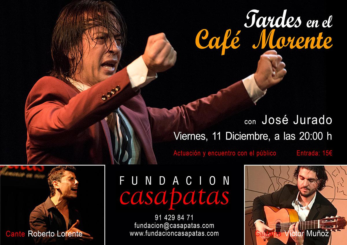 Tardes Café Morente