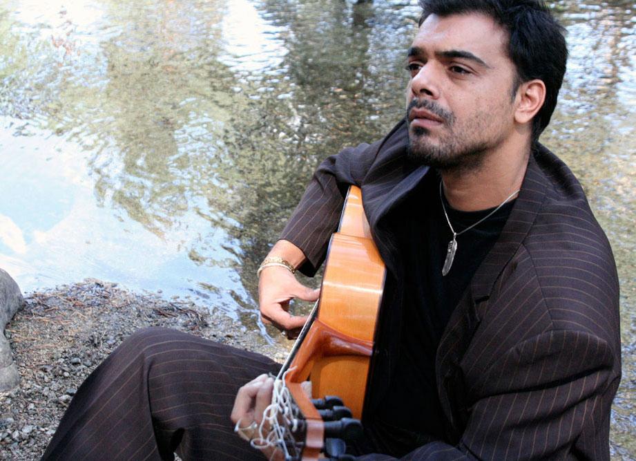 Jerónimo Maya - Miradas Flamenkas