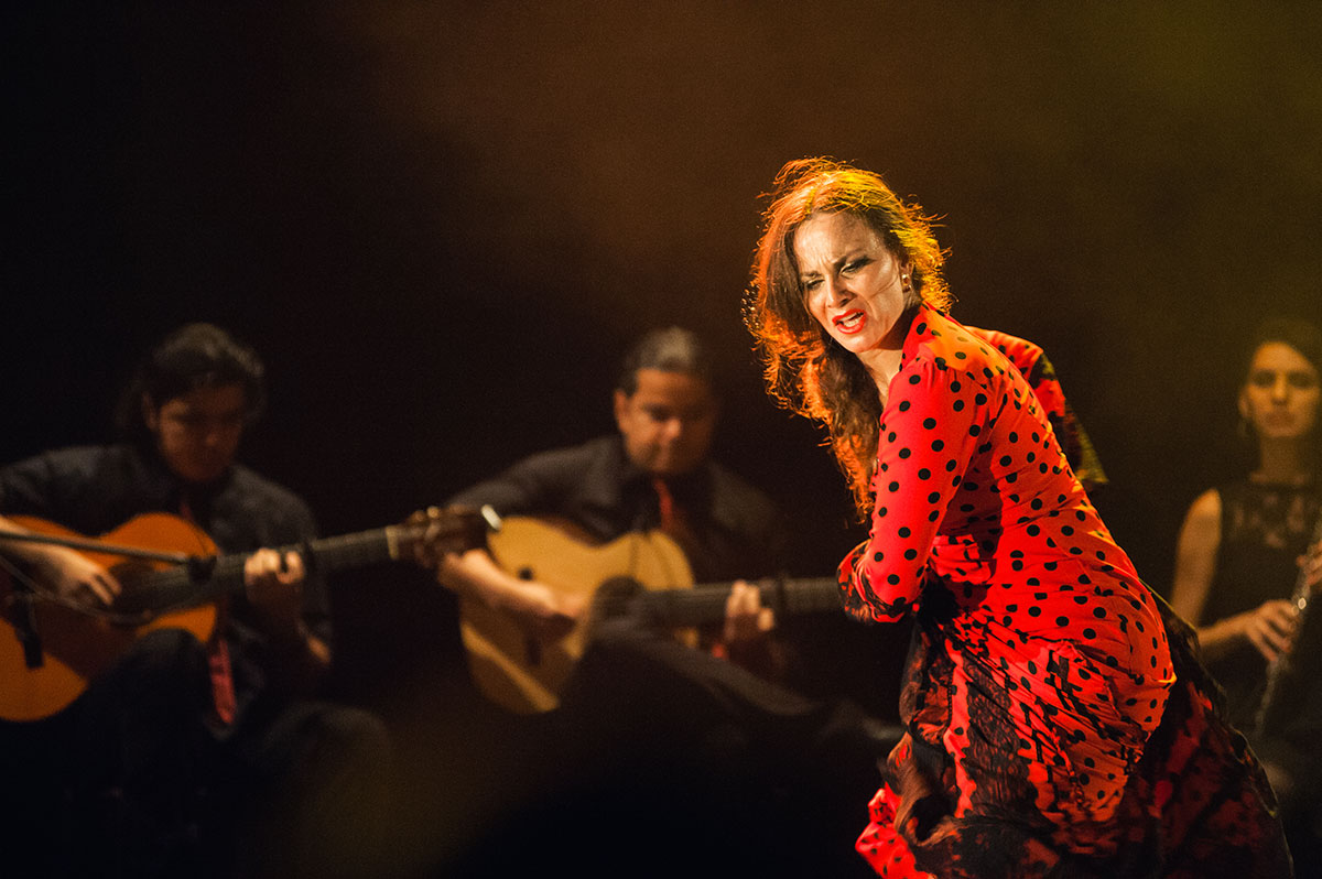 Carmen la Talegona - foto Ariel Guevara