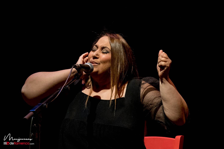 Montse Cortés. La voz, la vidalita y la Pirula