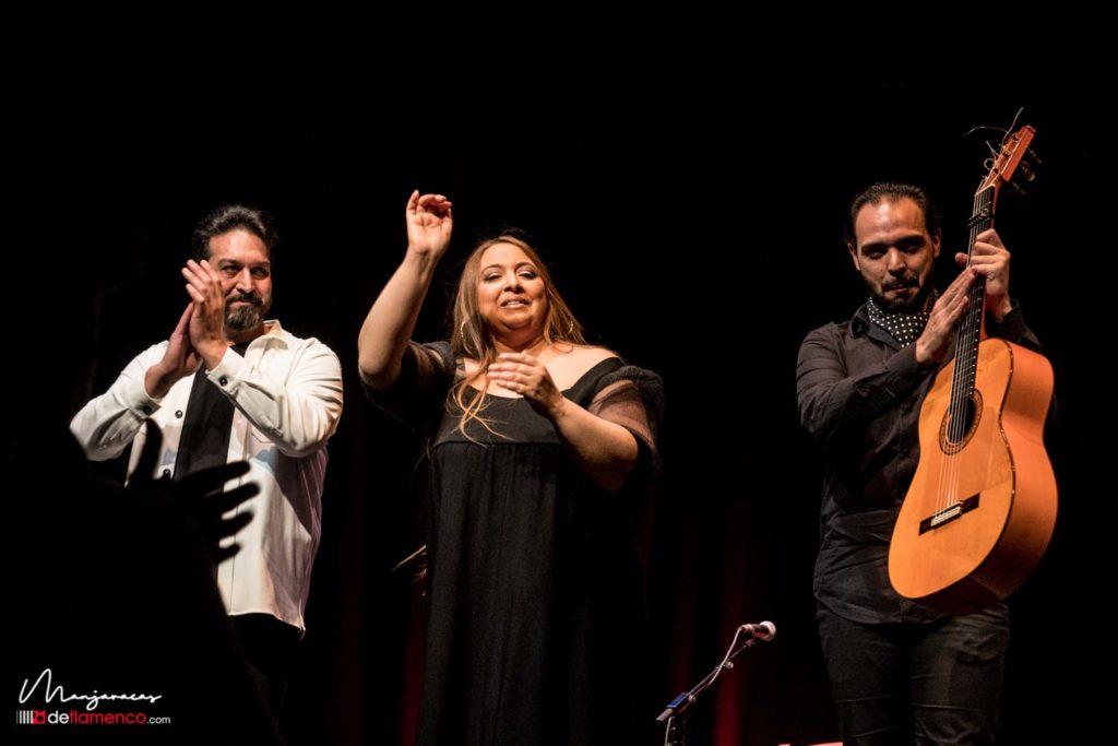 Montse Cortés & Amador Losada & Israel Cerreduela