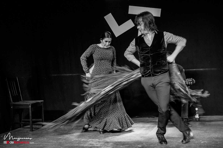 El flamenco de vuelta a Las Tablas Flamenco Madrid