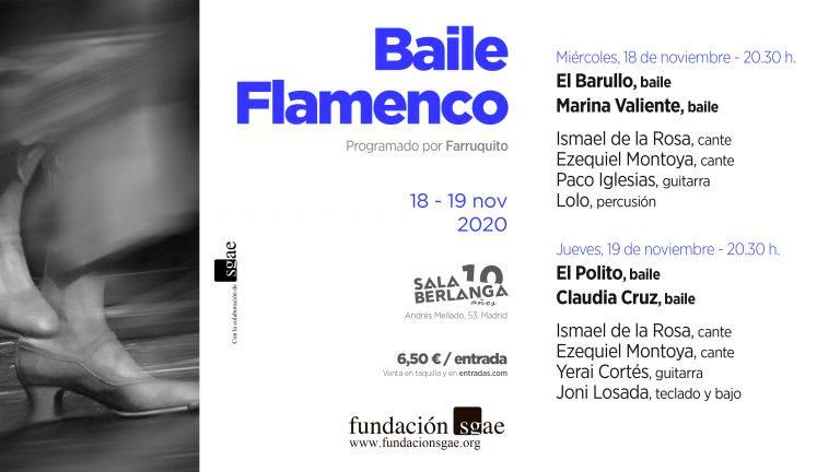 Baile Flamenco en la Berlanga
