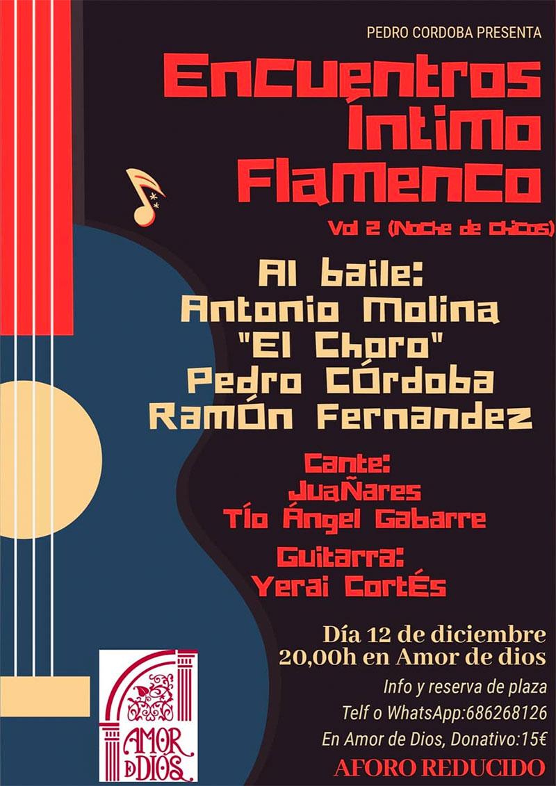El Choro - Íntimo Flamenco