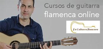 Curso de guitarra flamenca online