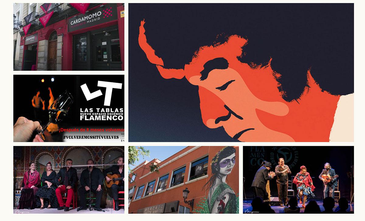 El flamenco recupera espacios en Madrid