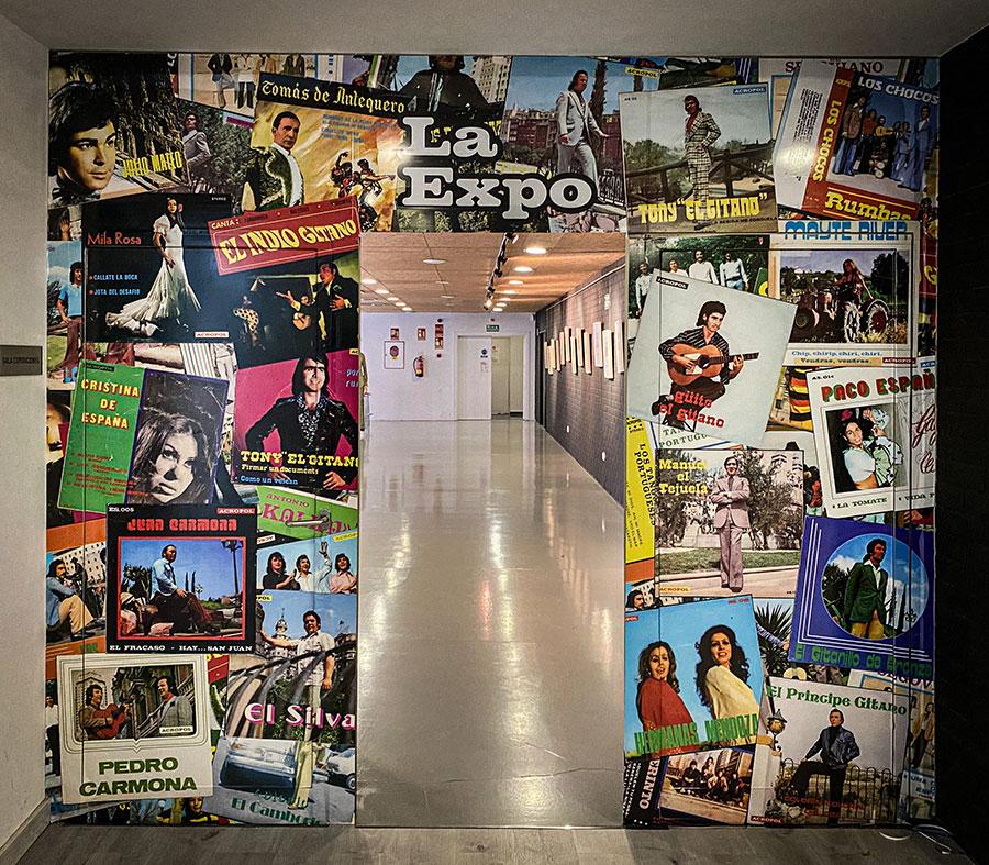 Exposición ACROPOL - MiraDas FlamenKas