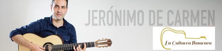 Jerónimo de Carmen - Guitarra Flamenca net