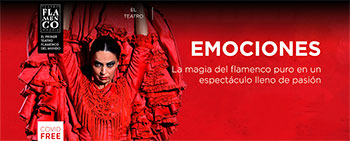 Teatro Flamenco Madrid - Emociones