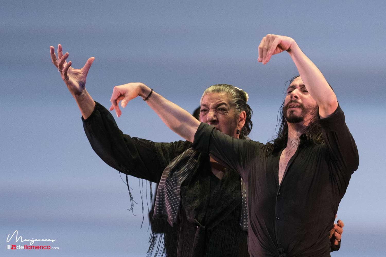 José Maya & Juana la del Pipa- Latente - Suma Flamenca
