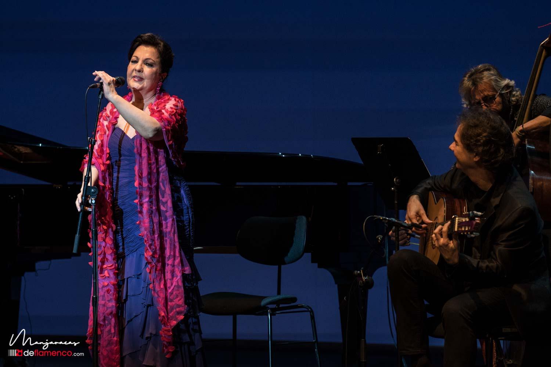 Carmen Linares - 40 años - Suma Flamenca