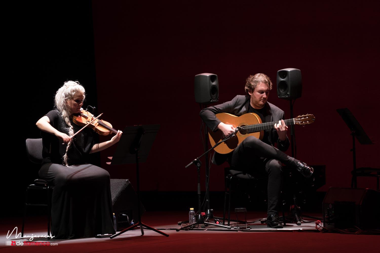Clara Cardona - José Tomás - Mayte Martin - Suma Flamenca