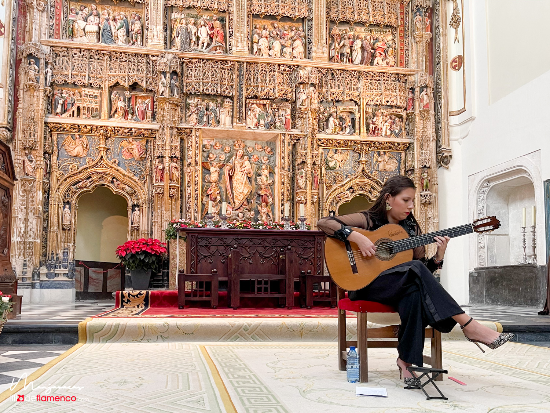 Andrea Salcedo - Suma Flamenca