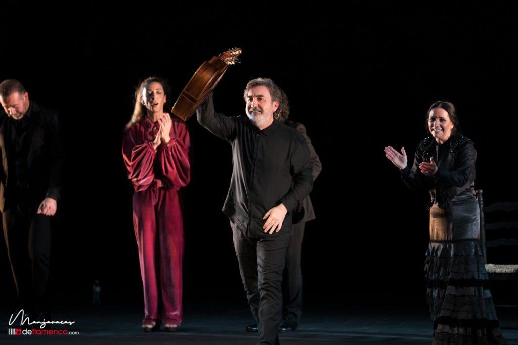 Paco Jarana - Eva Yerbabuena - Suma Flamenca
