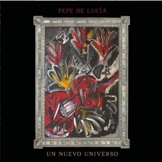 Pepe de Lucía - Un universo nuevo - cd