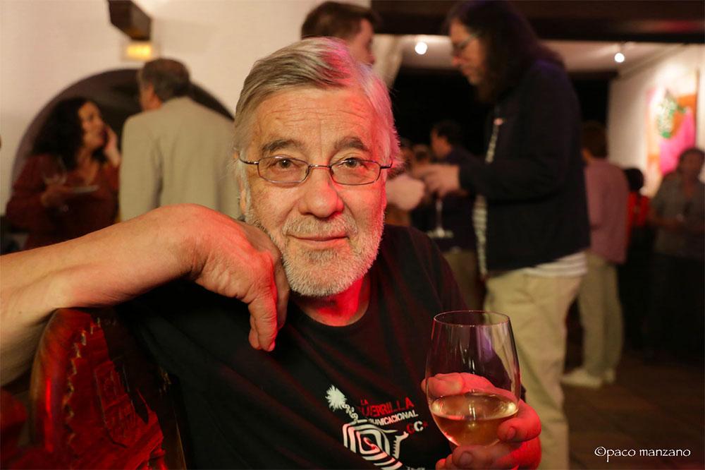 Alfredo Grimaldos (1956-2020)