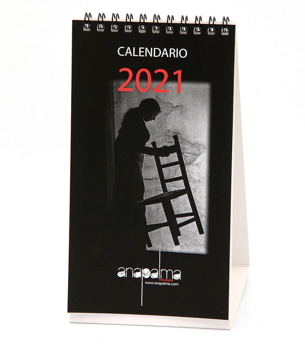 Calendario Flamenco Ana Palma 2021