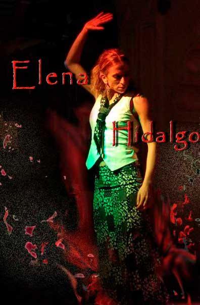 Elena Hidalgo - Café Ziryab