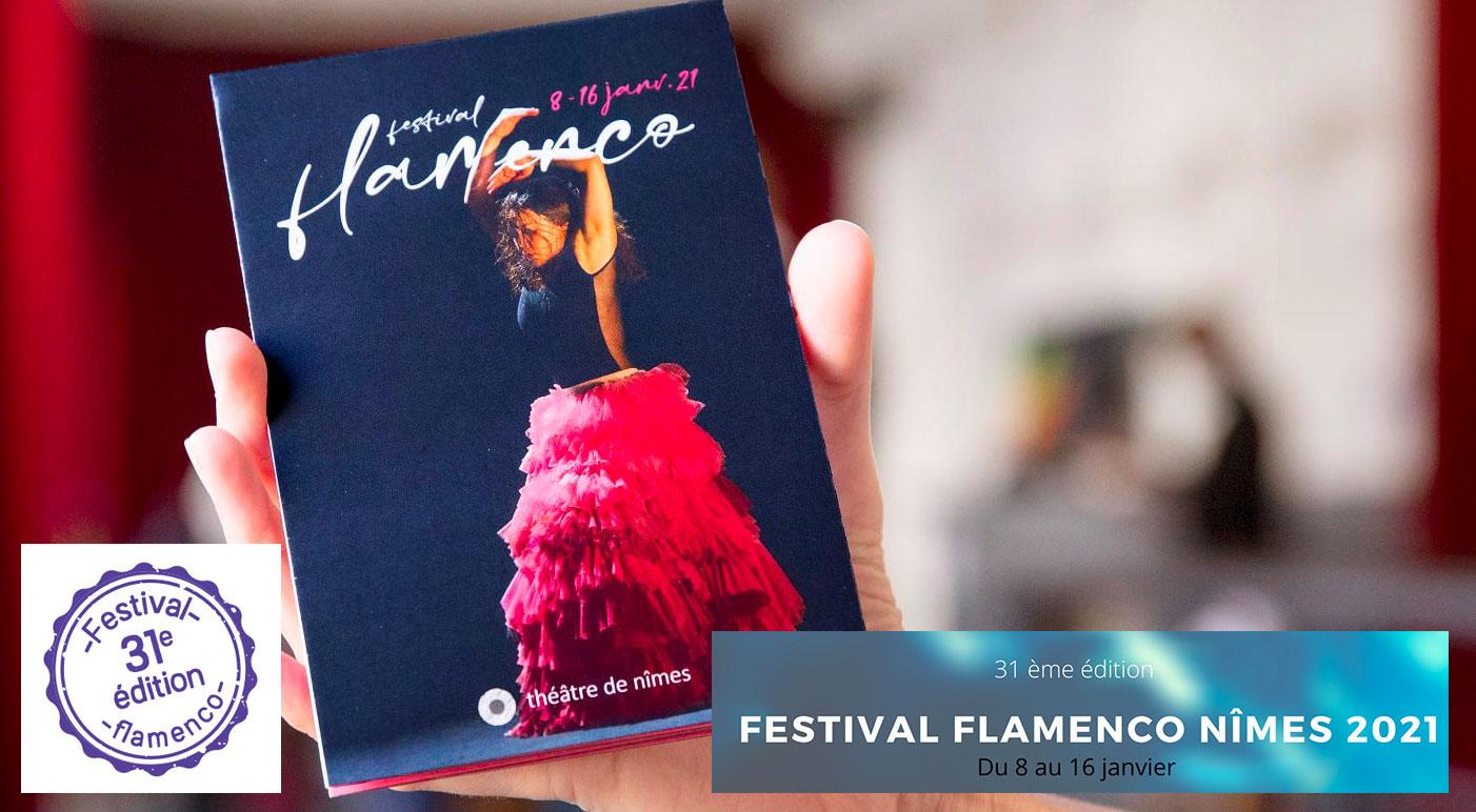 Festival Flamenco Nîmes 2021