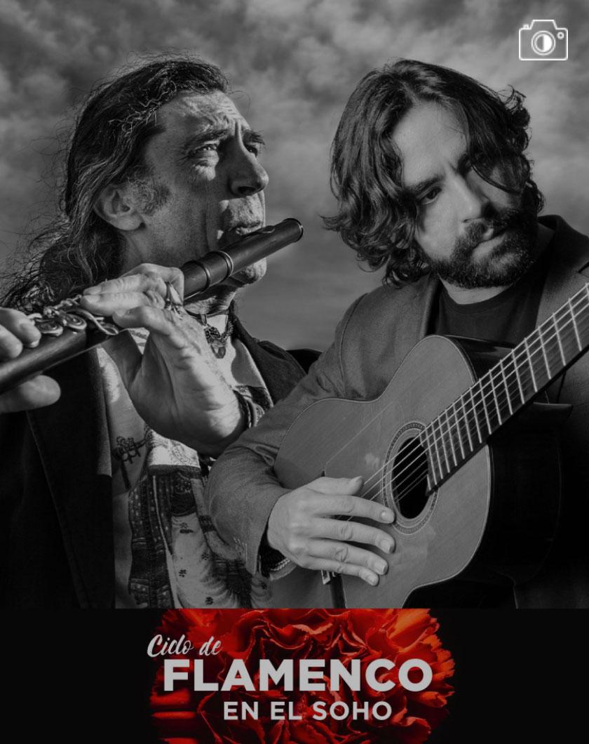 Jorge Pardo - Daniel Casares - Teatro Soho