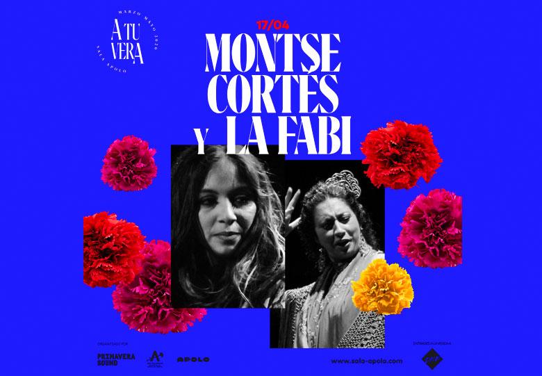 Montse Cortés & La Fabi - A tu vera
