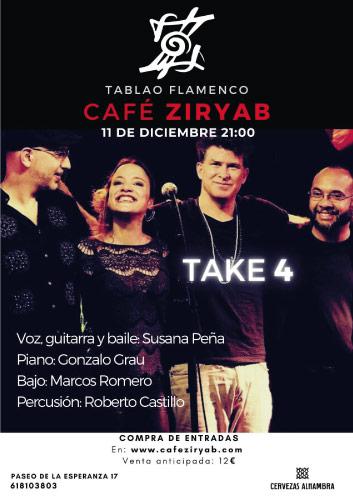 Café Ziryab - Susana Peña - Take 4
