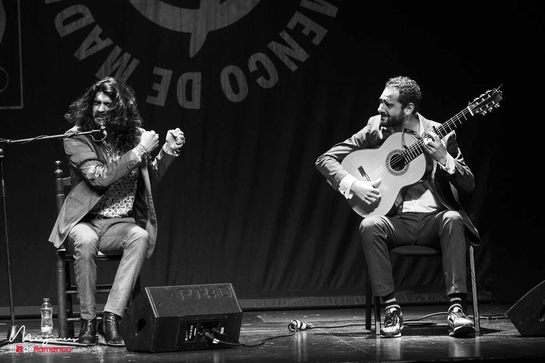 Israel Fernández & Diego del Morao en Círculo Flamenco de Madrid