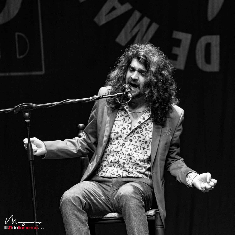 Israel Fernández - Círculo Flamenco de Madrid