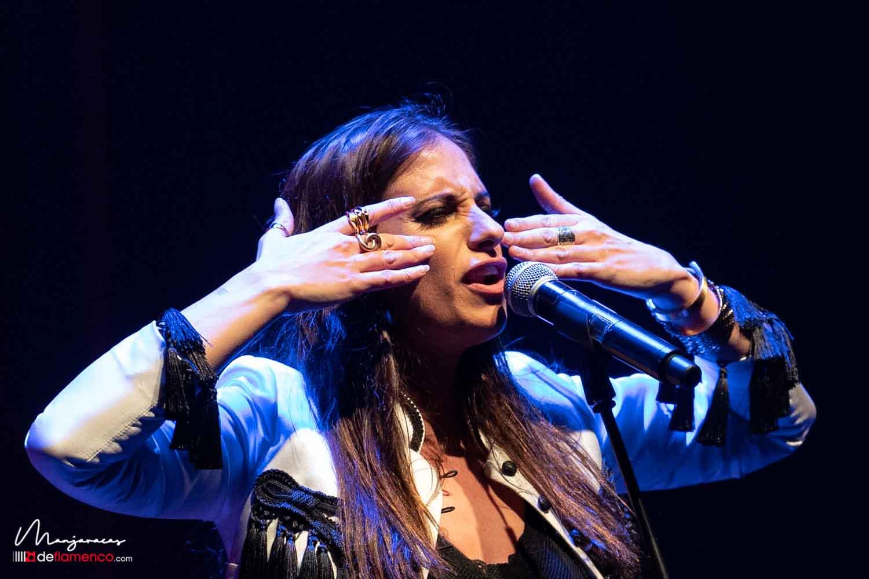 María Peláe en Inverfest