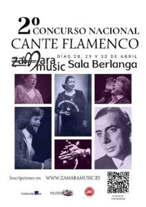 Concurso de Cante - Zamara Music