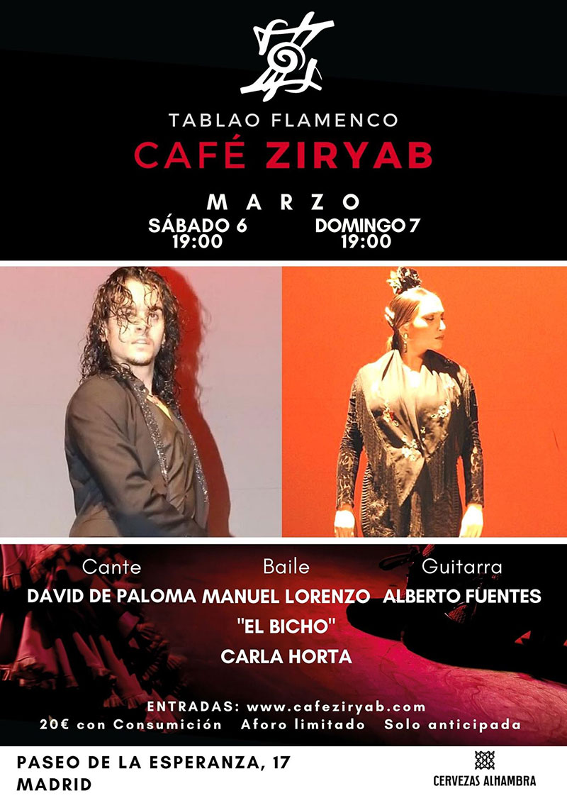 Café Ziryab tablao