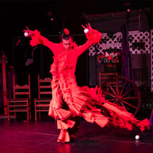 Chicharron Circo Flamenco