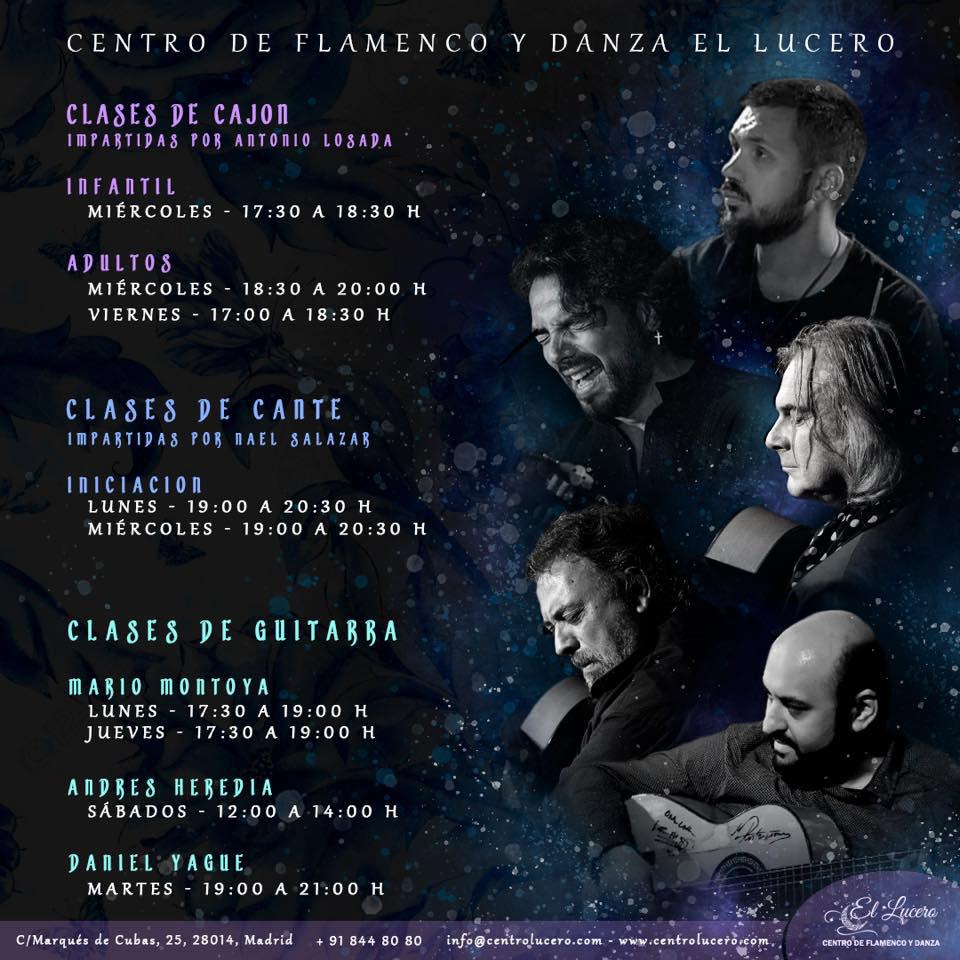 Centro de Flamenco y Danza El Lucero