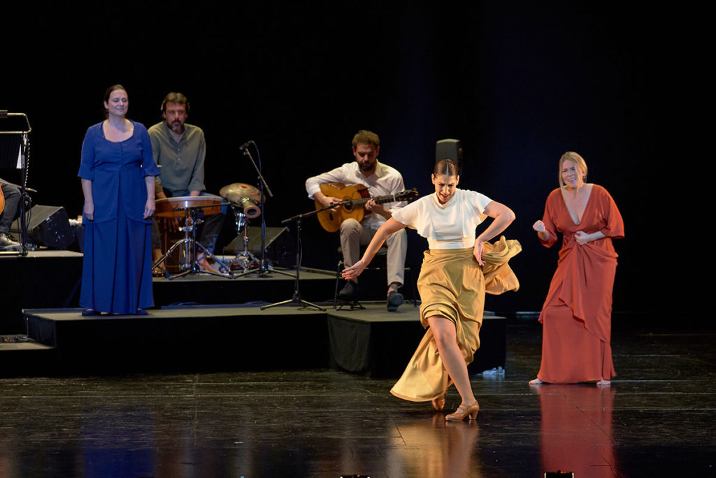 Gugurumbé - Teatro de la Maestranza