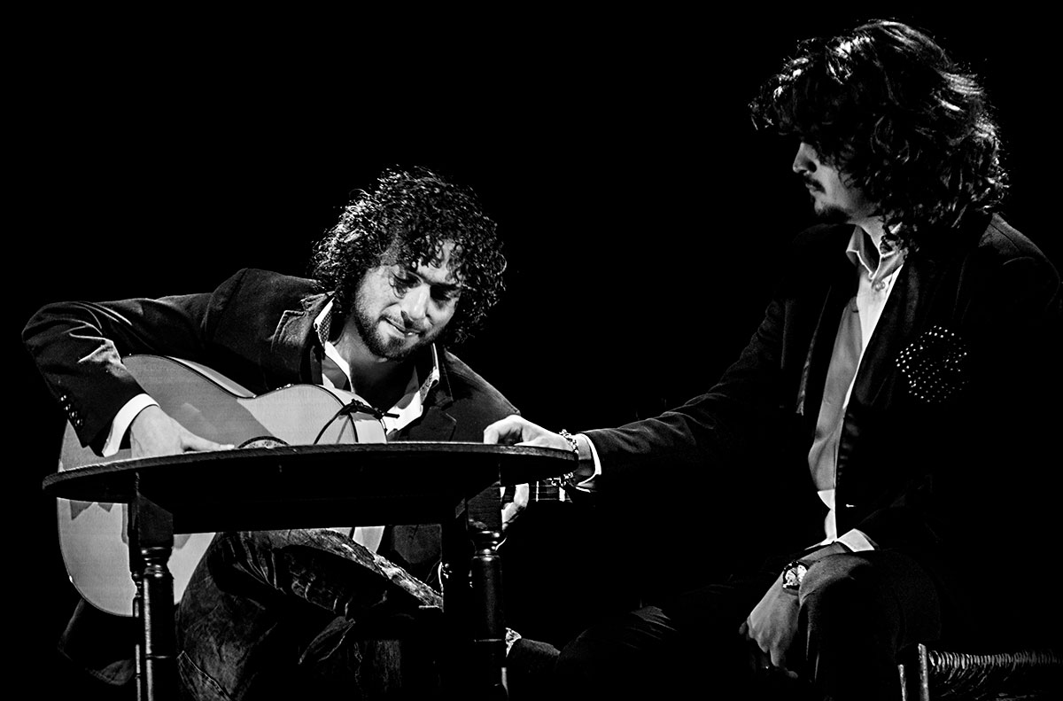 Joni Jiménez & Israel Fernández - foto Marta Vilá