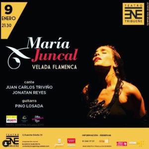 María Juncal - Teatro Tribueñe
