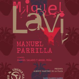 Miguel Lavi - Círculo Flamenco de Madrid