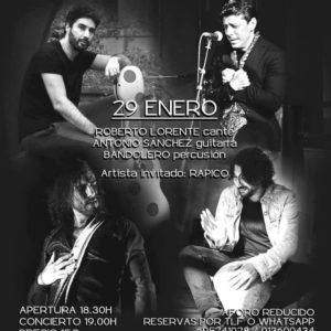 Studio 4 - Flamenco directo Amor de Dios