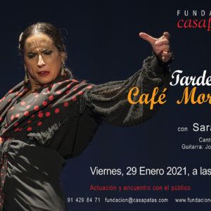 Tardes en Café Morente