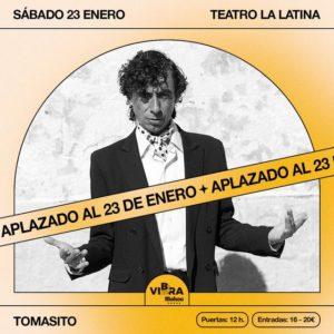 Tomasito - Madrid Brillante