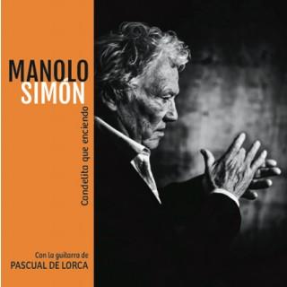 Manolo Simón - Candelita que enciendo (CD)