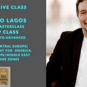 Alfredo Lagos - I am flamenco singing school