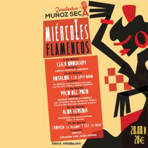 Miércoles Flamenco - Muñoz seca