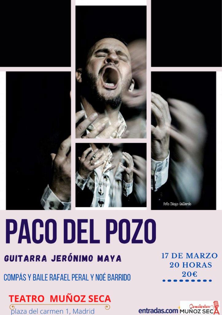 Paco del Pozo - Teatro Muñoz Seca