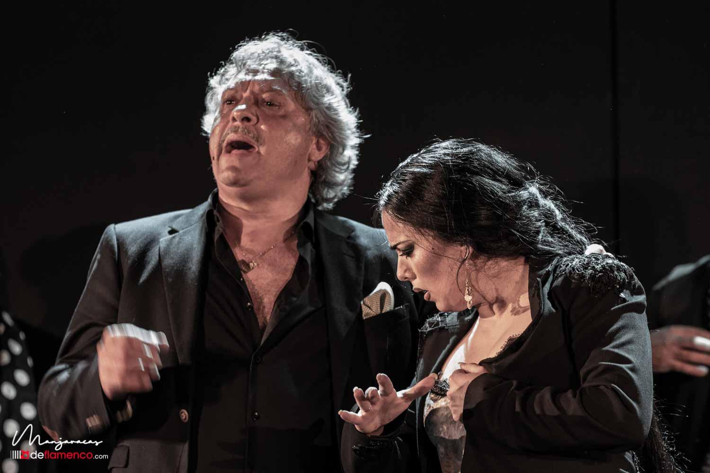 Belén López «Flamenca» en Flamenco Real