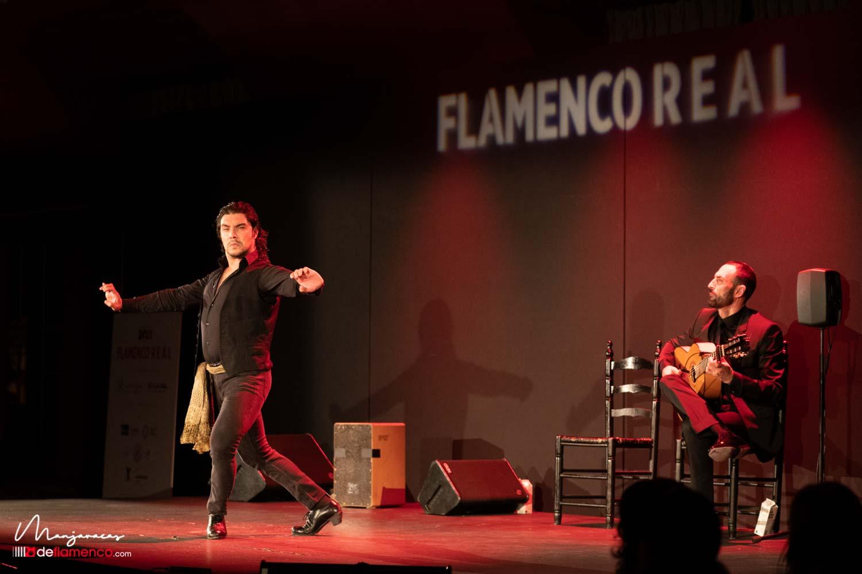 Iván Vargas «Flamenco de Raíz» con Kiki Morente en Flamenco Real