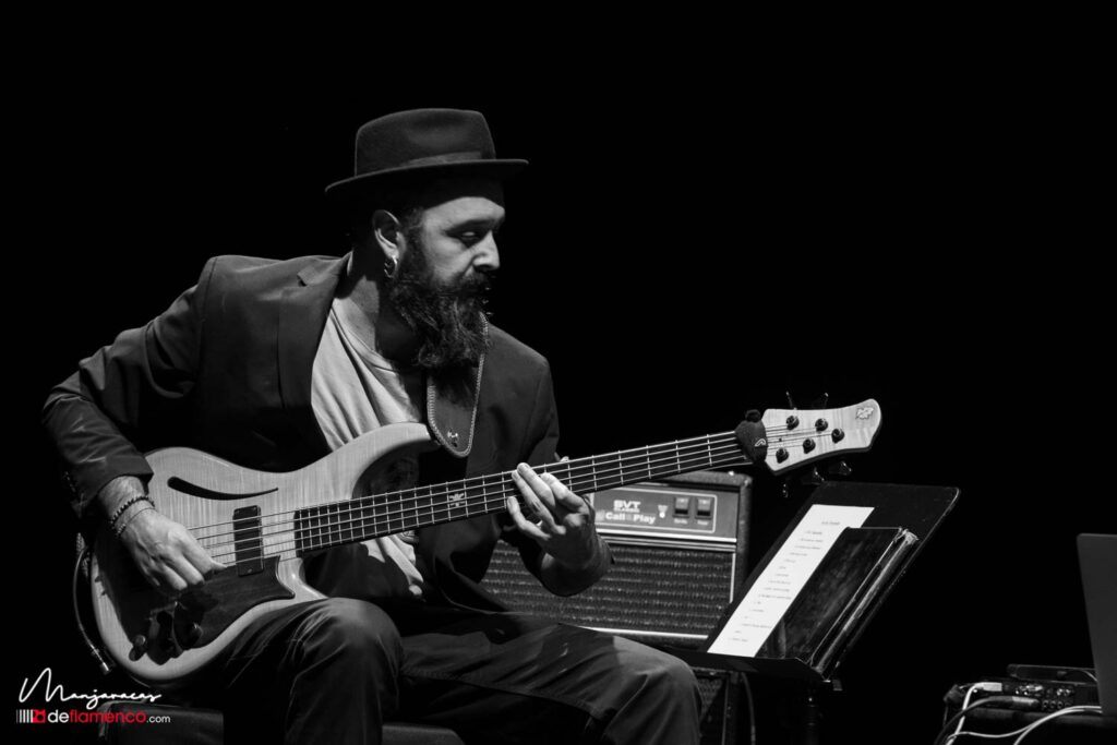 Juanfe Pérez con La Tremendita - Auditorio Conde Duque Madrid