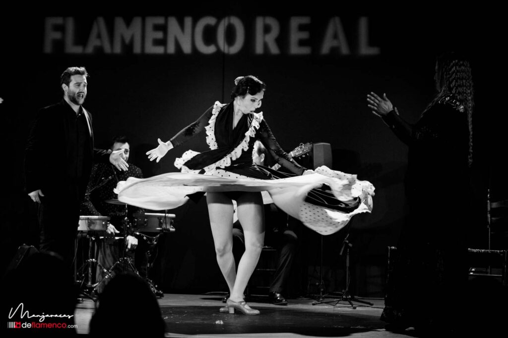 Bernardo Miranda & Yolanda Osuna - Flamenco Real - Teatro Real