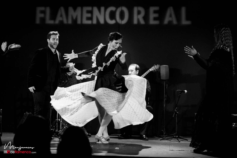 Yolanda Osuna «Irradia» en Flamenco Real